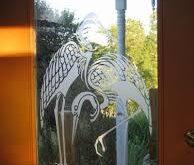 شیشه دکوراتیو ساختمان