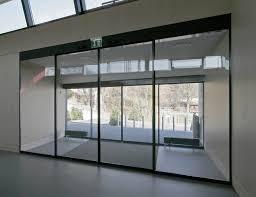 شیشه درب اتوماتیک