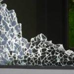 شیشه نشکن دکوراتیو