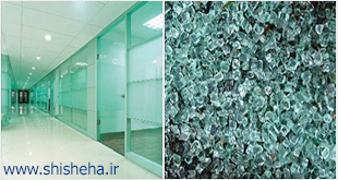 انواع شیشه سکوریت