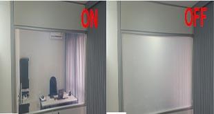 تولید شیشه هوشمند