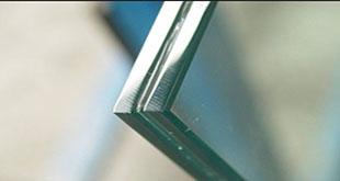 شیشه لمینت شفاف