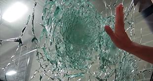 شیشه لمینت ضد سرقت