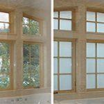 شیشه هوشمند ساختمانی