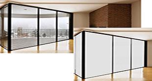 ساخت شیشه هوشمند