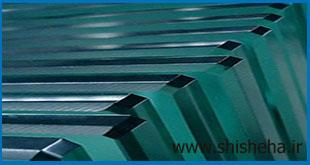 صنایع تولیدی شیشه سکوریت نشکن