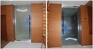 شیشه هوشمند الکتروکرومیک