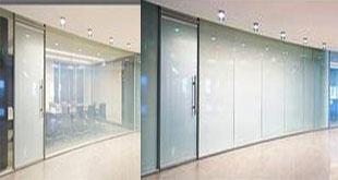 شیشه هوشمند برقی