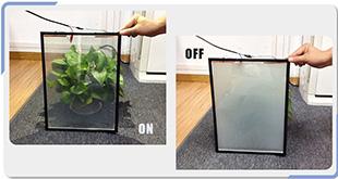 انواع شیشه هوشمند