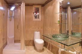 شیشه هوشمند حمام شیشه ای