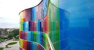 شیشه لمینتpvb