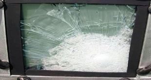 شیشه لمینت ضد گلوله