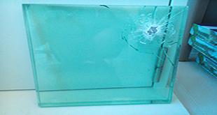 شیشه ضد گلوله کلاش