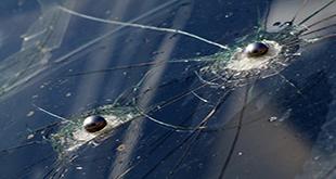 شیشه نشکن ضد گلوله