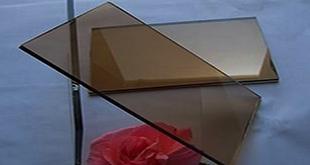 شیشه سکوریت برنز