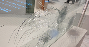 شیشه ضد سرقت