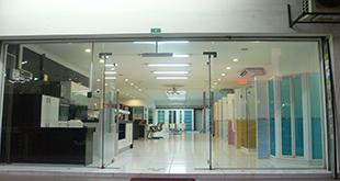 شیشه سکوریت مغازه