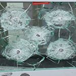 شیشه ضد گلوله صرافی