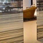 شیشه لمینت شده طرح دار