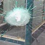شیشه ضد گلوله طلافروشی